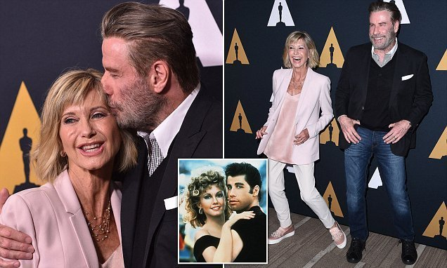 John Travolta and Olivia Newton-John prove Grease is still