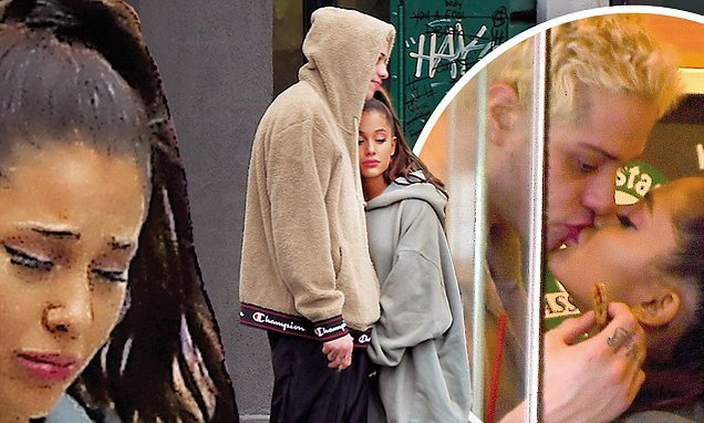 Ariana Grande EXCLUSIVE Seen For FIRST Time Since Mac Millers Death