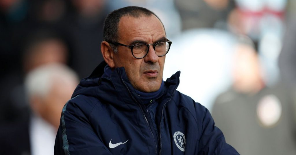 EPL: Sarri reveals one thing that shocked him at Chelsea