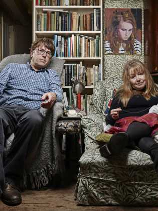 Gogglebox mary and giles book
