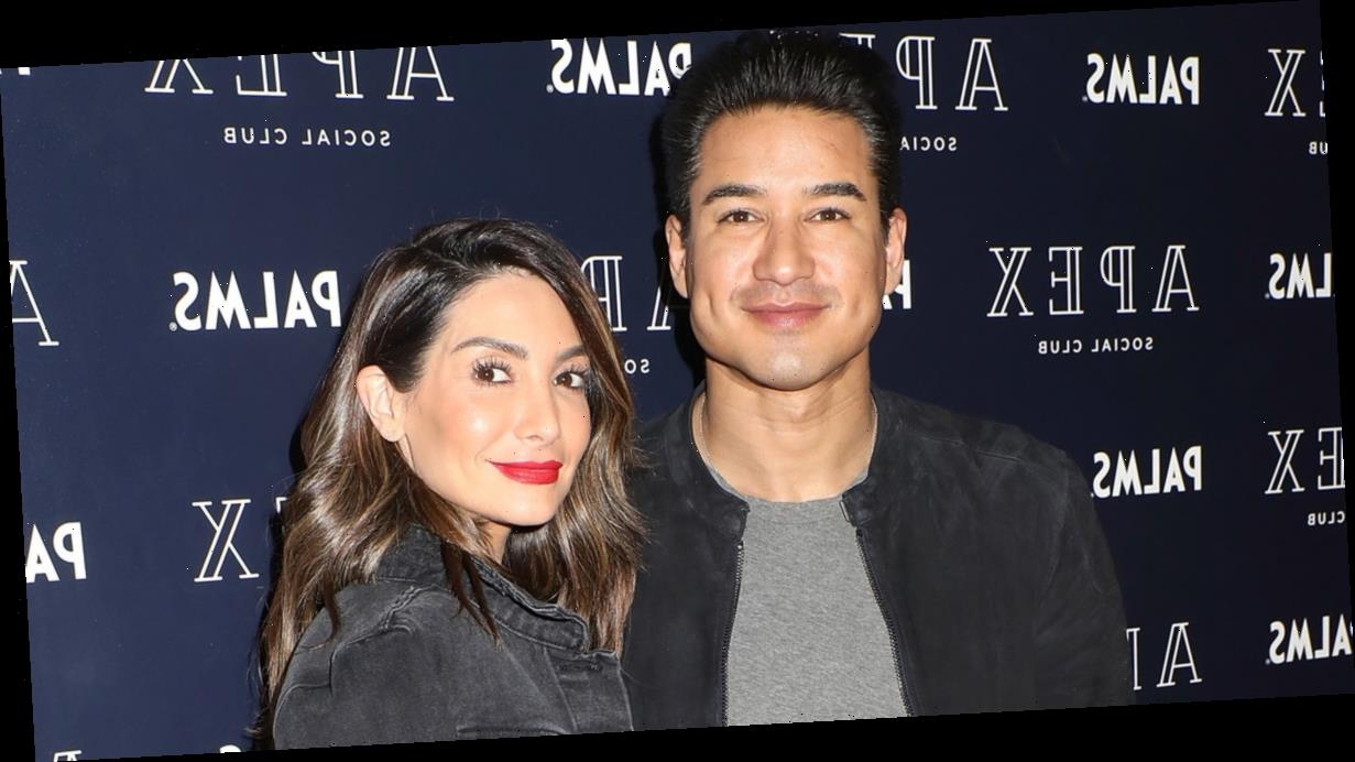 Mario Lopez Very Surprised If Wife Doesn T Come Out Of